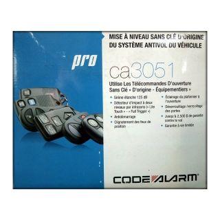 Code Alarm Alarma PRO CA-3051